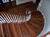 Wide Plank Pine Flooring Custom Made By Hand In The Usa